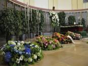 Beerdigungskränze