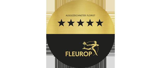 Fleurop - Ausgezeichneter Florist 5-Sterne Beitragsbild