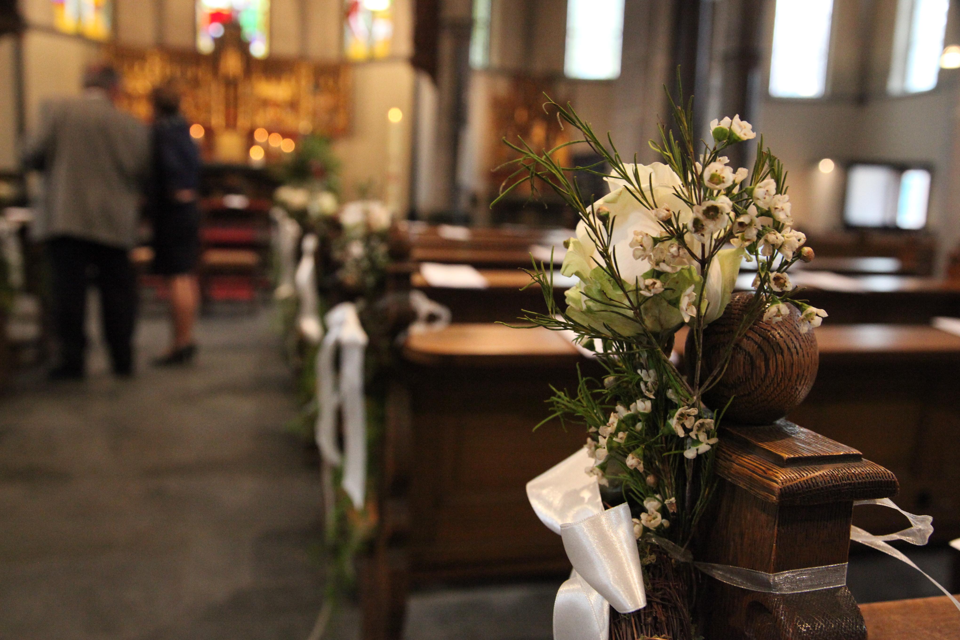Standesamt Kirche Blumen Peeters