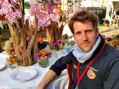 Stefan Peeters, Blumen Peeters Krefeld