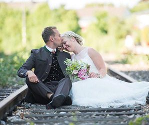 Individuelle Brautsträuße