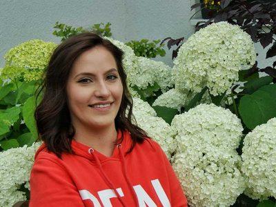 Annika Kiwitz, Azubi Floristin 1.Jahr