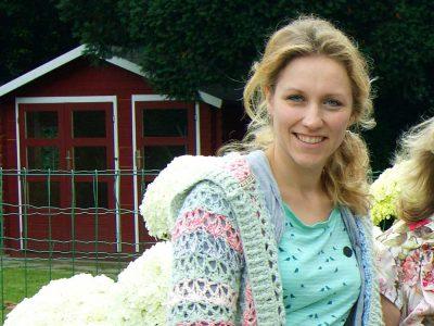 Christina Wolff, KinderGÄRTNERIN