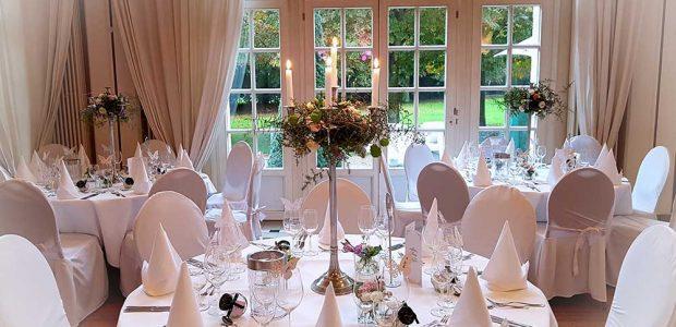 Tischschmuck Hochzeit Rosa